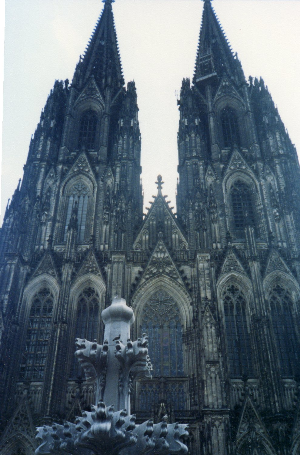 Cathedral in Cologne -
