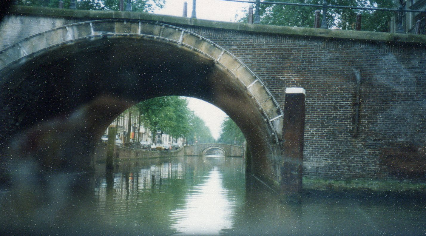 Canals of Amsterdam -