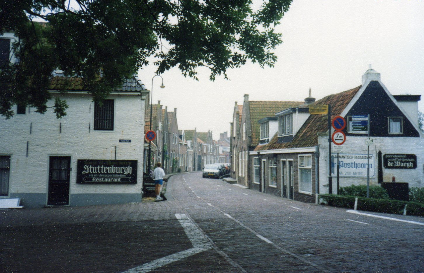 Streets of Monickendam -