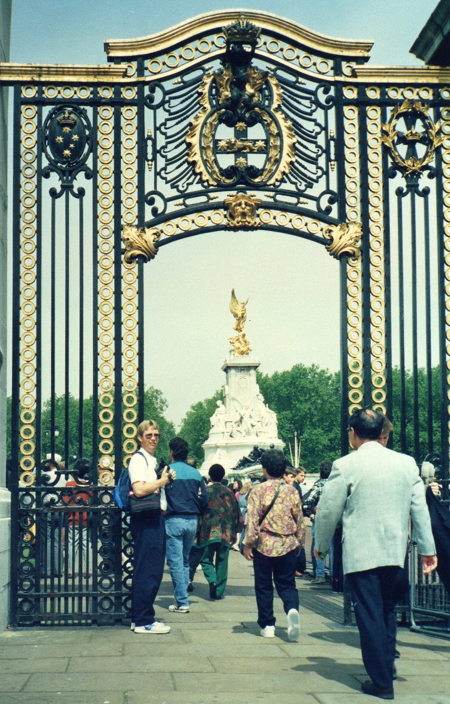 Golden gate -