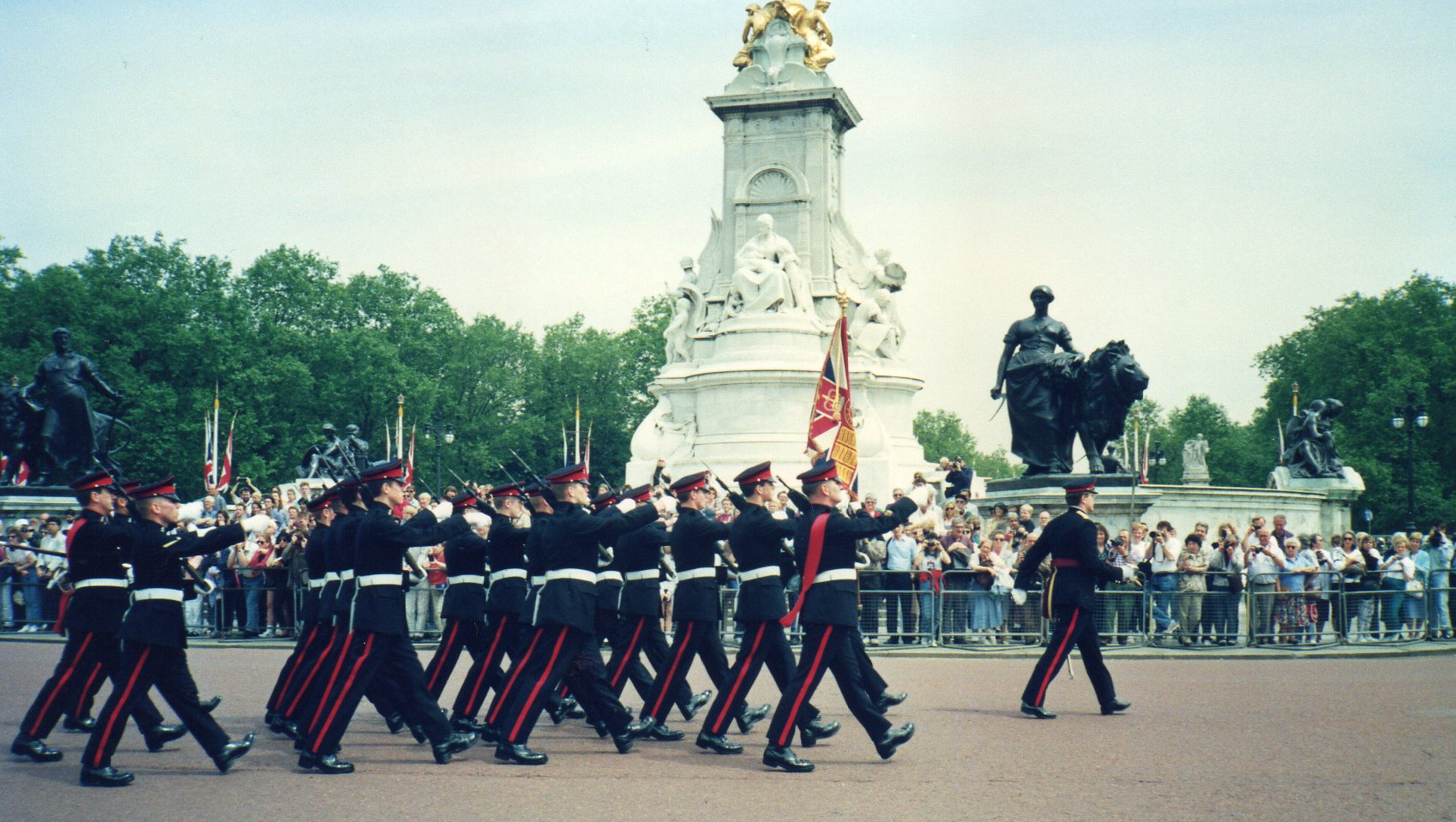 Changing of the guards -