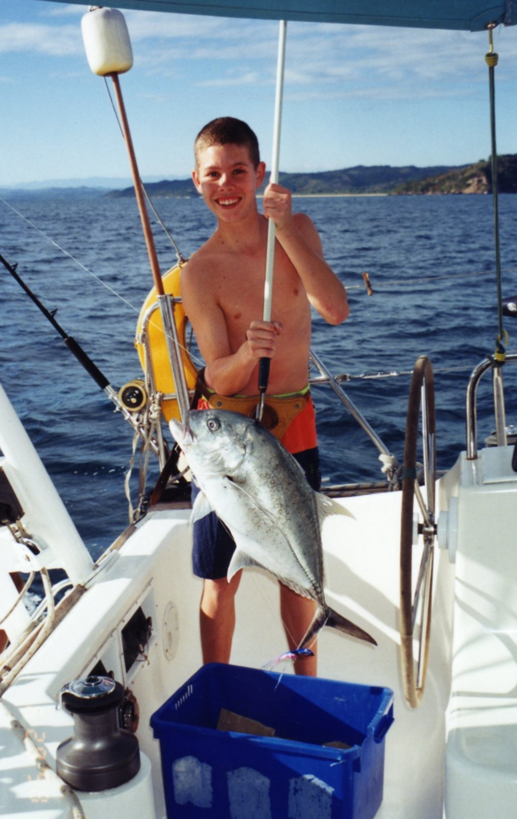 Catch of the day: Kingfish