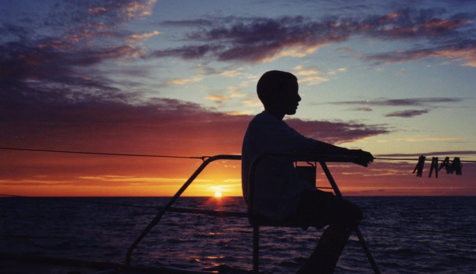 Beautiful sunset - Madagascar