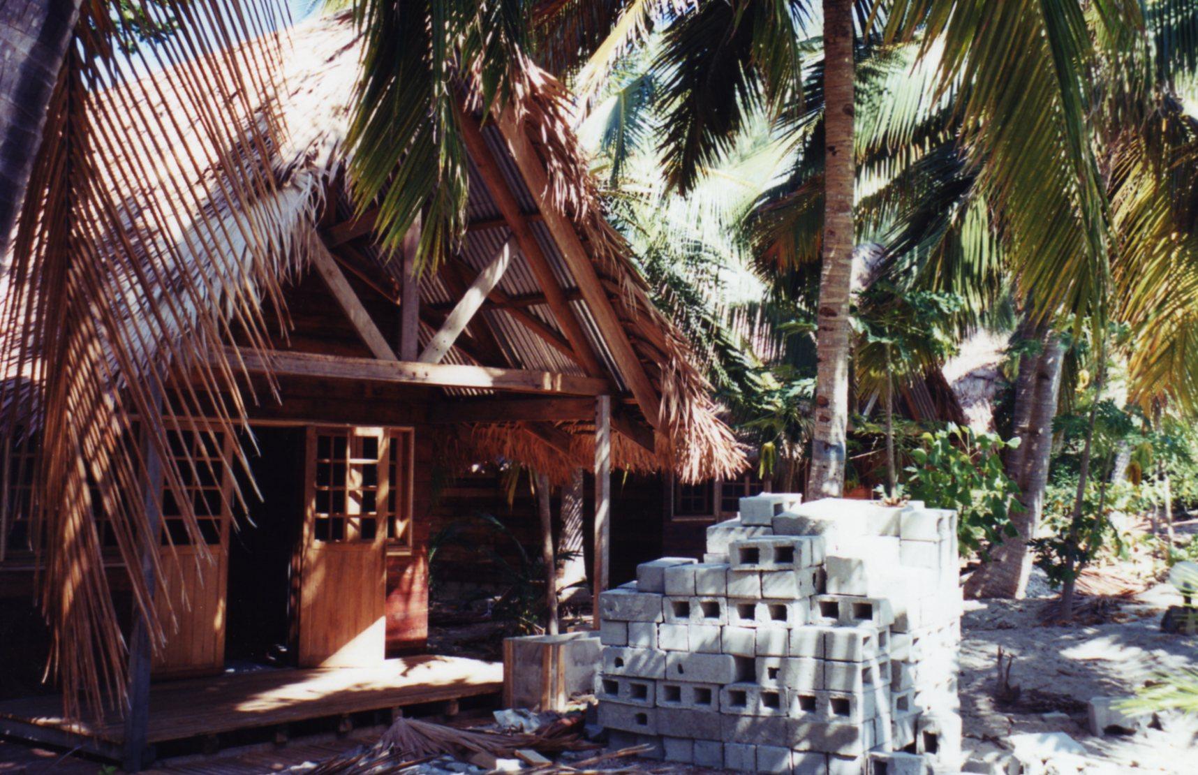 Building chalets