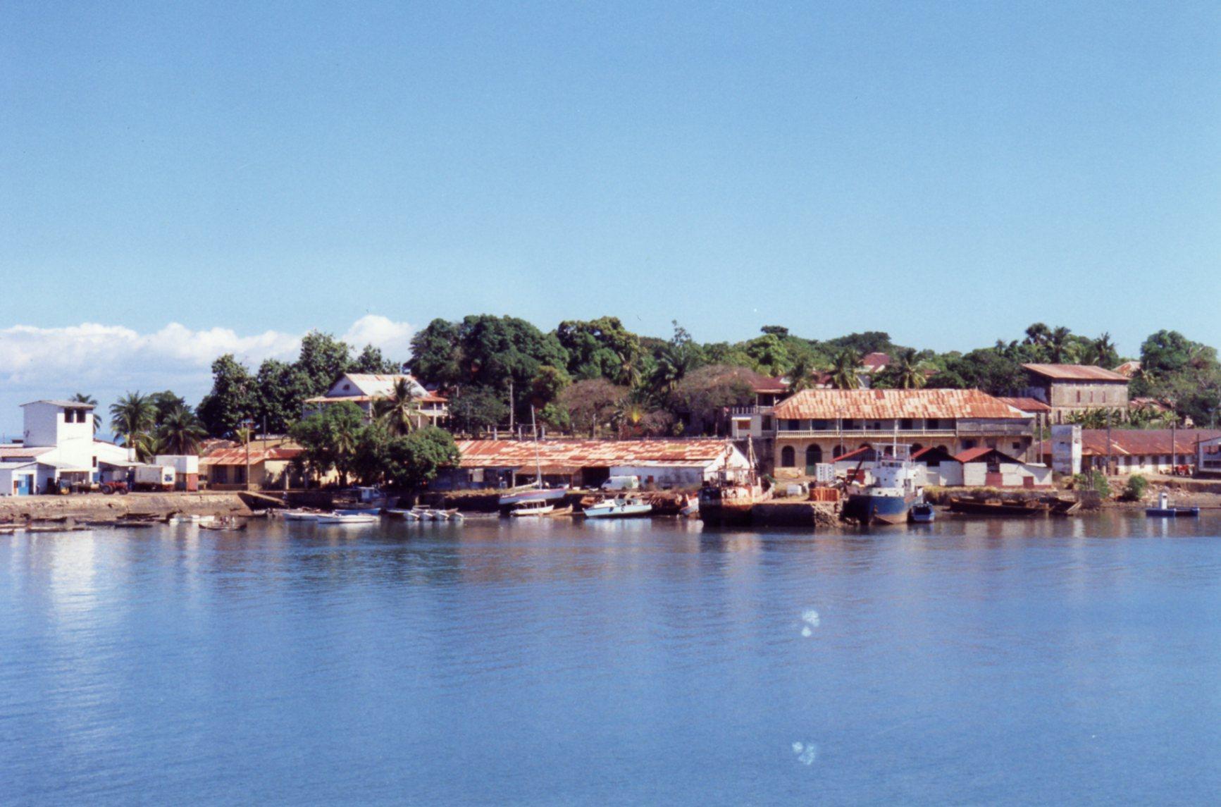 Hellville harbour