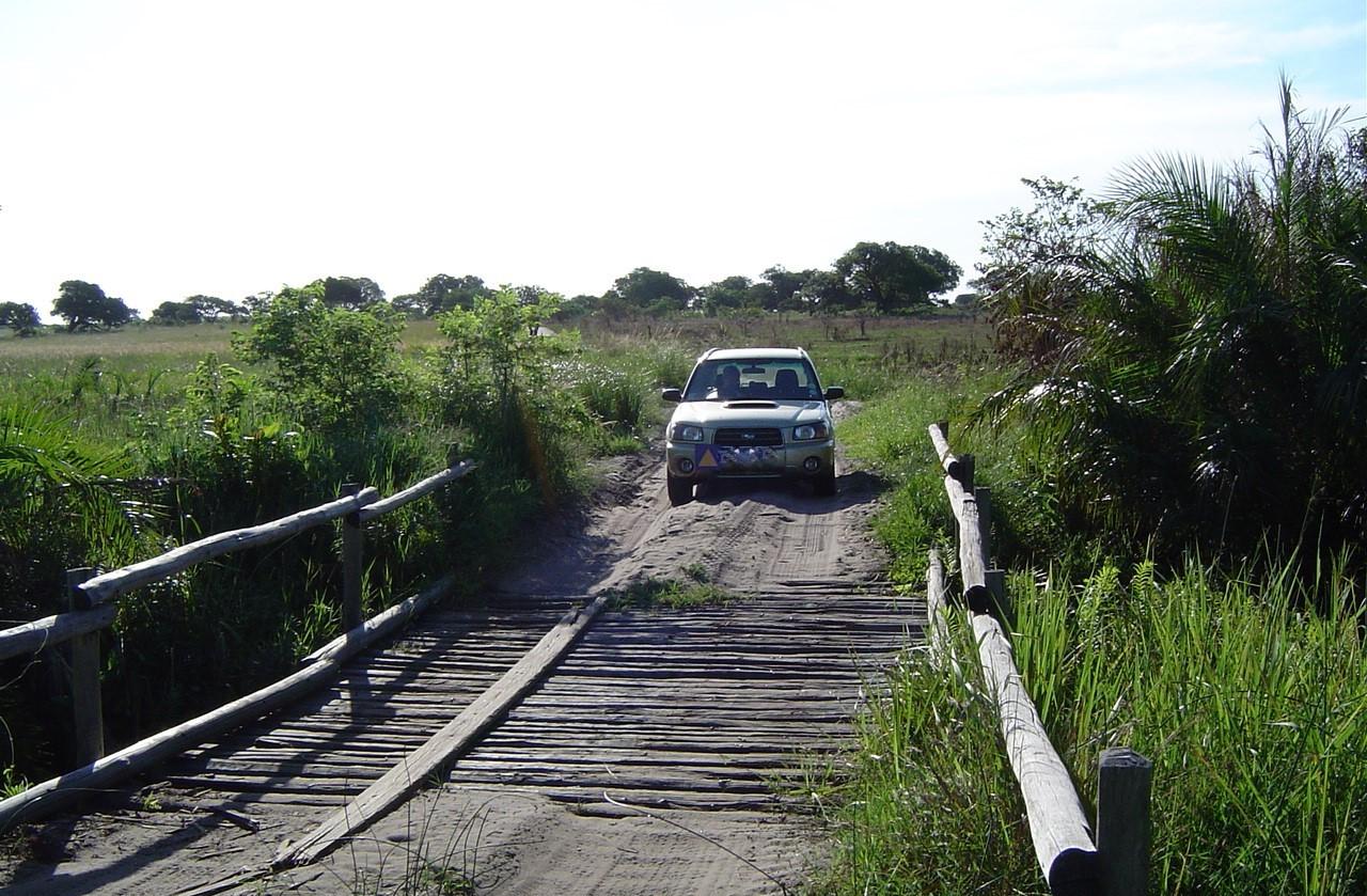 Bridge Mozambique