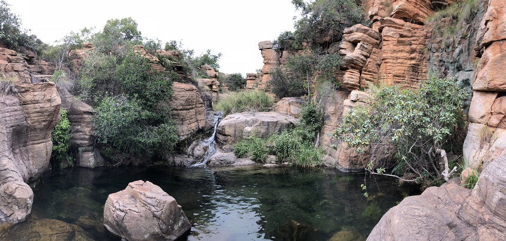 West Pools, Mountain Sanctuary Park