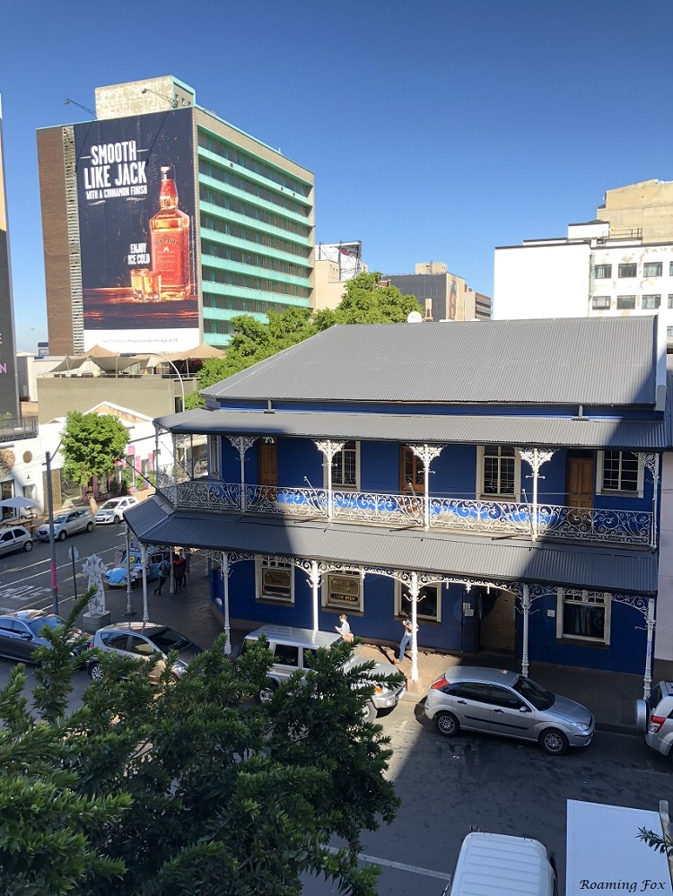 Milner Hotel and 2nd oldest pub in Johannesburg (Jozi), Kitchener's Carvery Bar