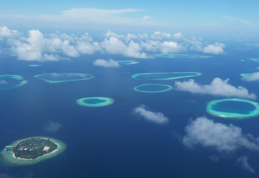 Maldives from the air.JPG