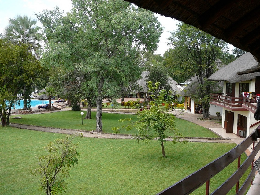 A'Zambezi Lodge