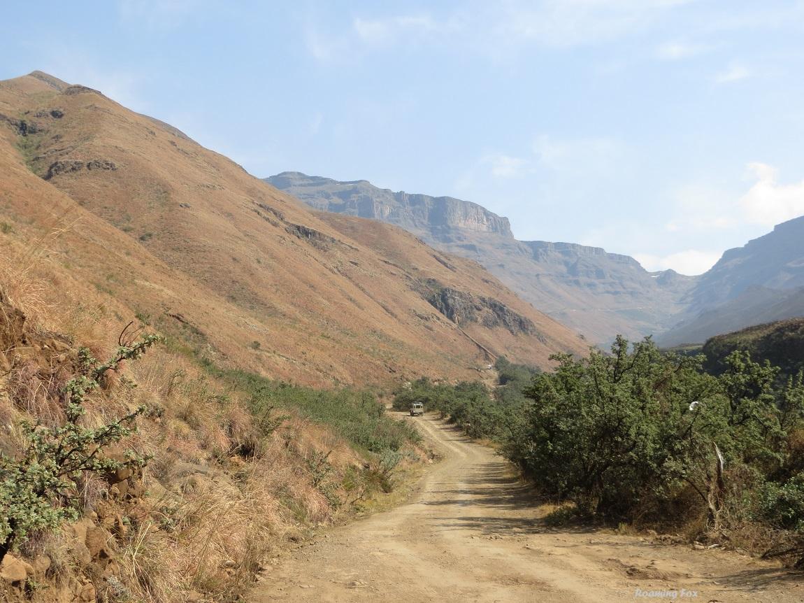 A long drive ahead