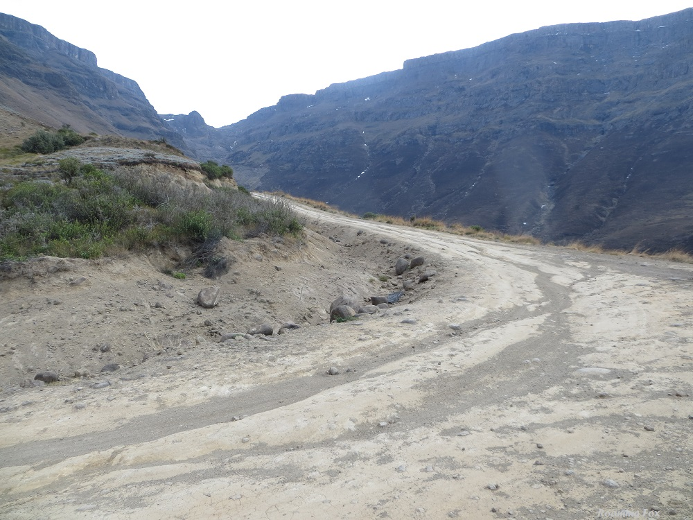 Condition of the road