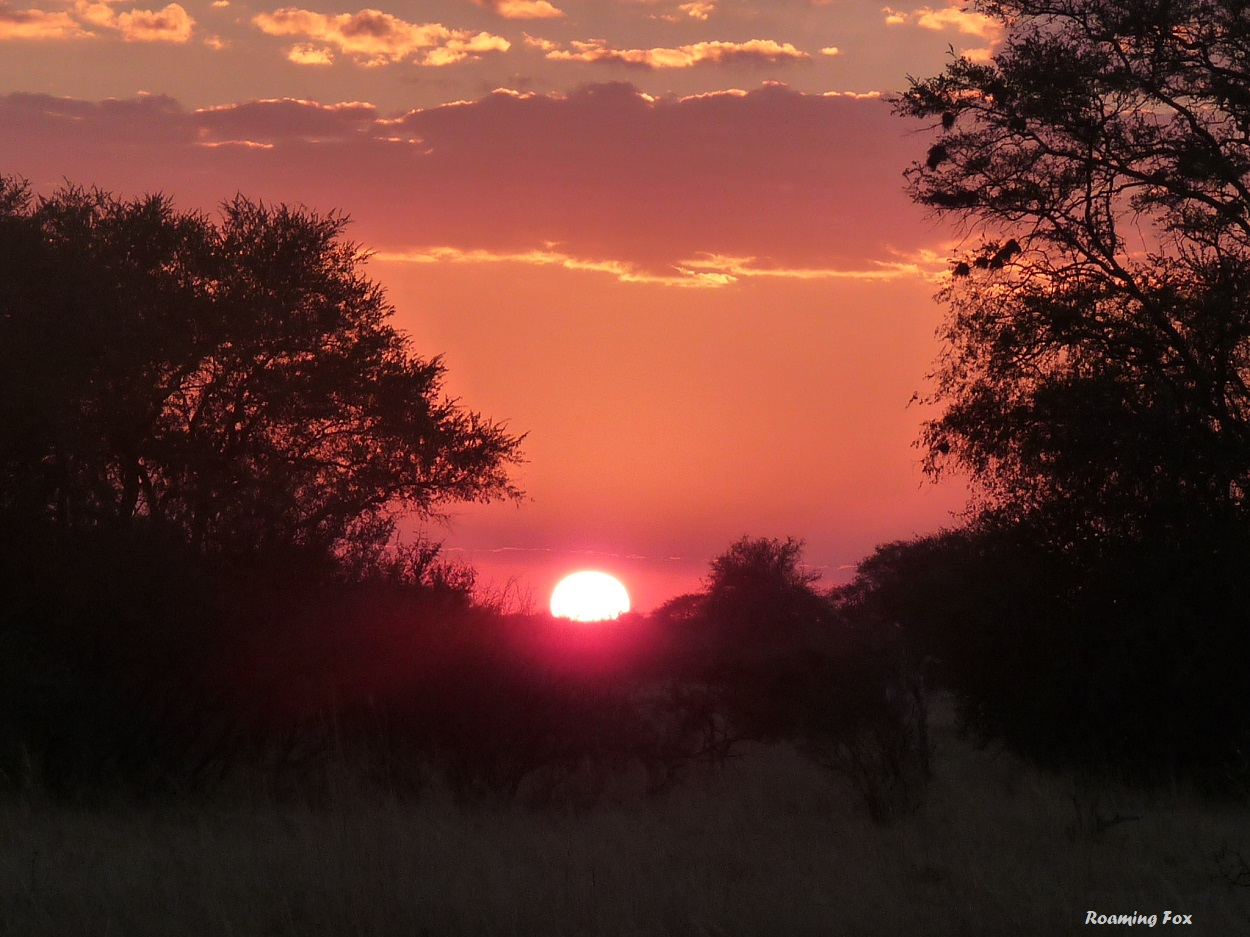 Another sunset in Africa