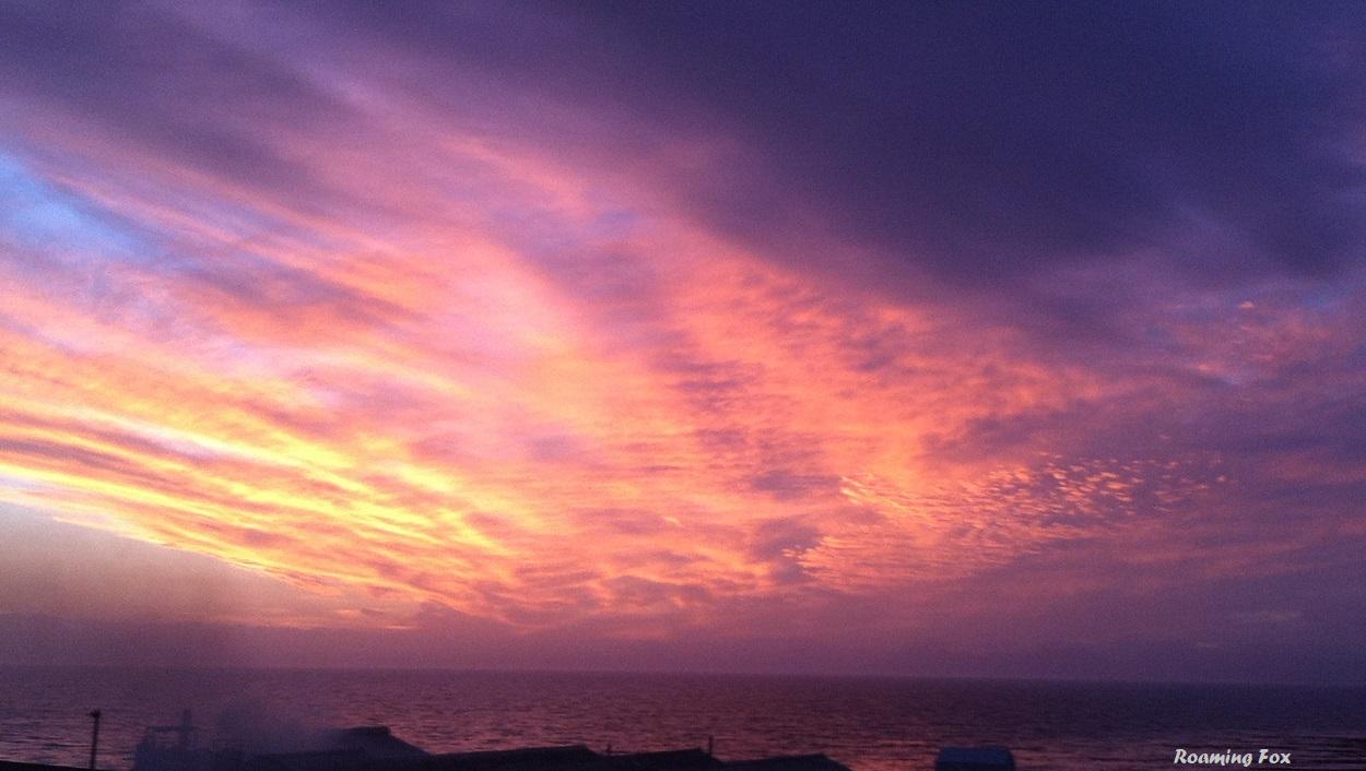 Sunset Walker Bay South Africa.JPG