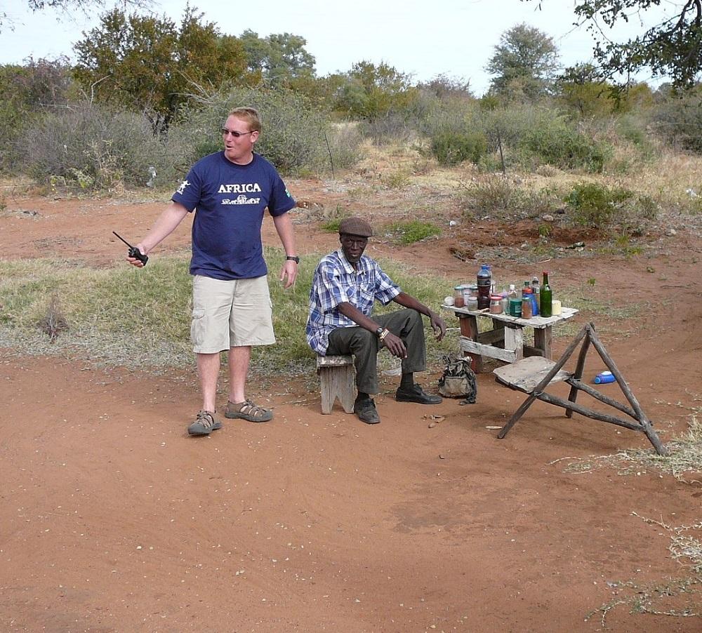 Sangoma Botswana