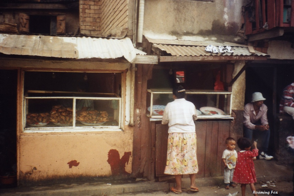Shops at Antananarivo