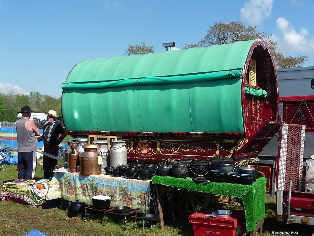 Caravan at Chipping Steam Fair.JPG