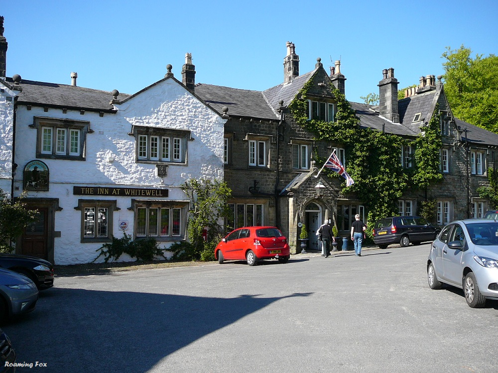 An old fashioned rural Inn - The Inn at Whitewell