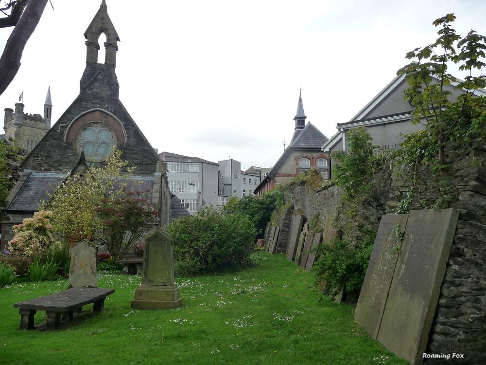Londonderry St Augustine's Church built by St Columba.JPG