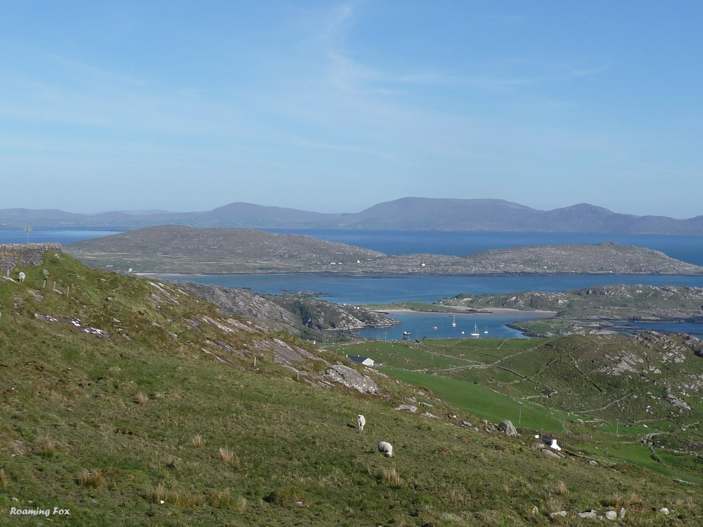 Viewpoint near Ring of Kerry