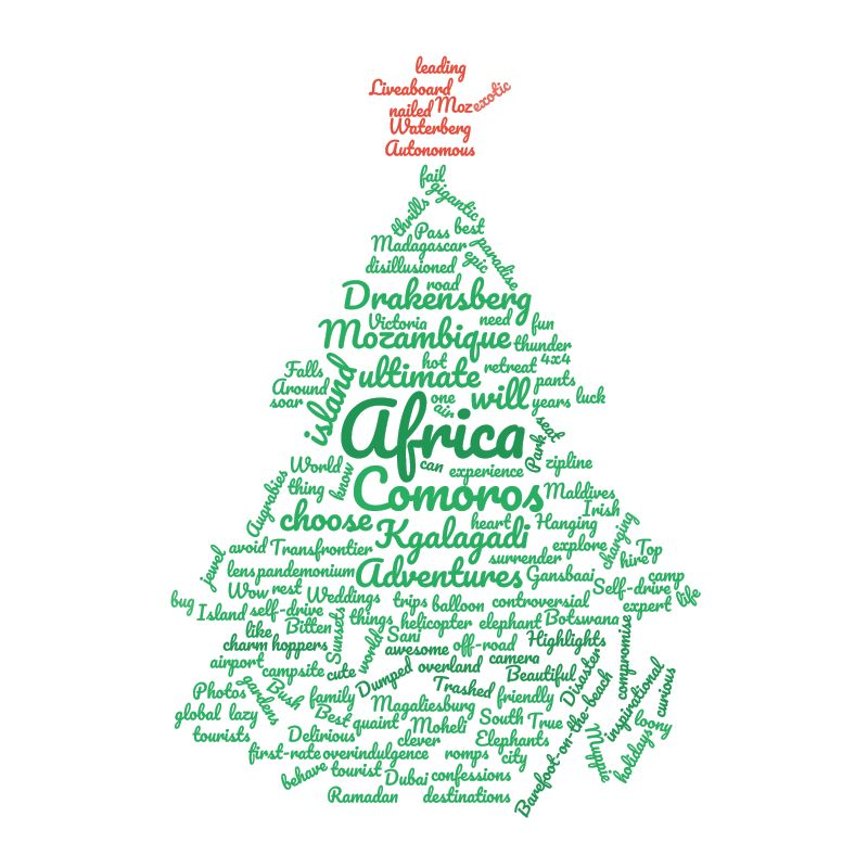 Christmas Tree 2018 Travel Blogs