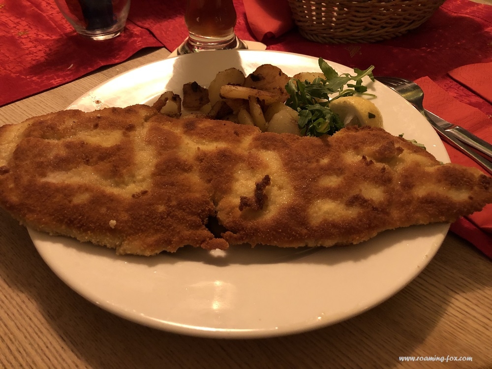 Traditional and popular German food