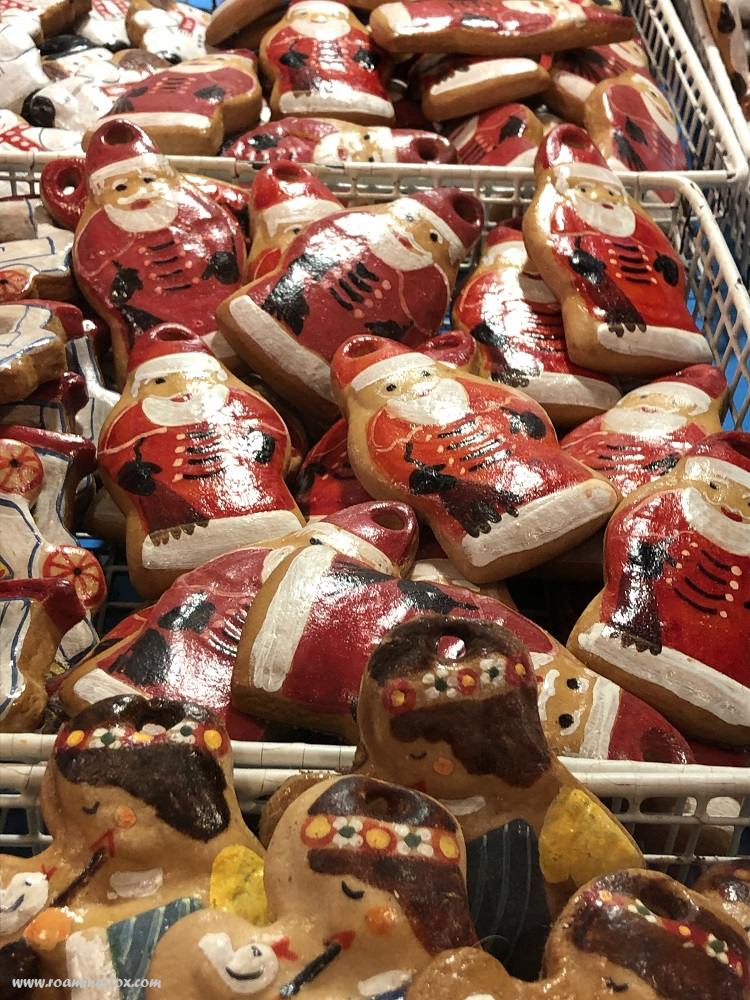 Father Christmas Biscuits