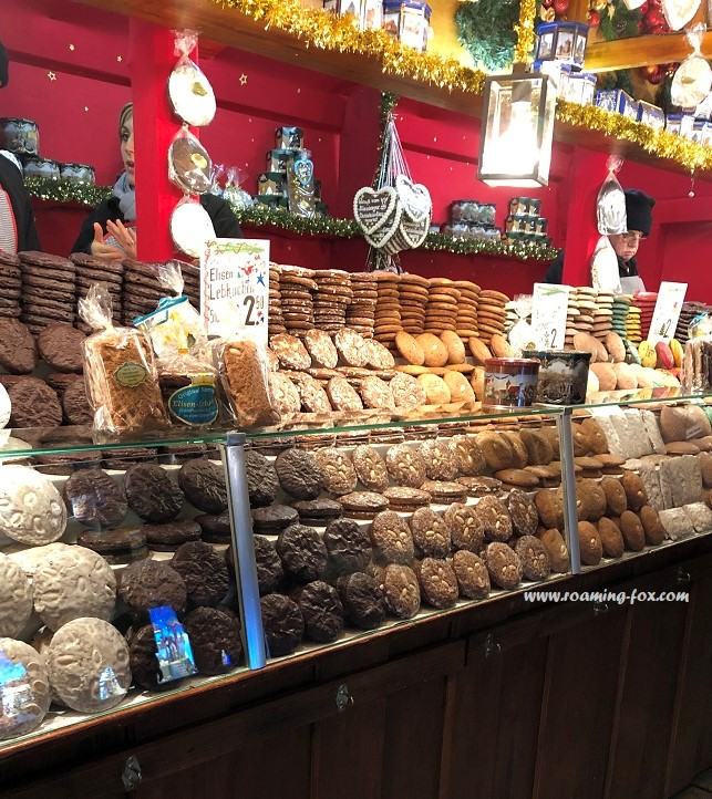 Lebkuchen - various varieties to choose from