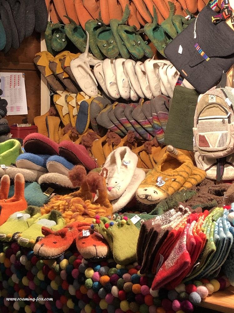 Delightful Woollen house shoes