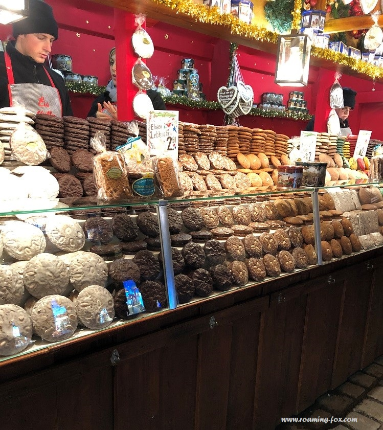 All sorts of lebkuchen