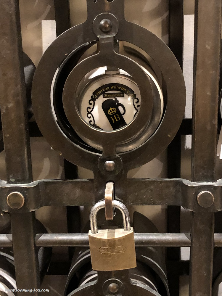 Tankard locker beer hall Germany.JPG