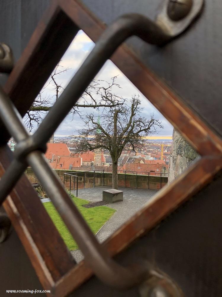 A glimpse of Nuremburg