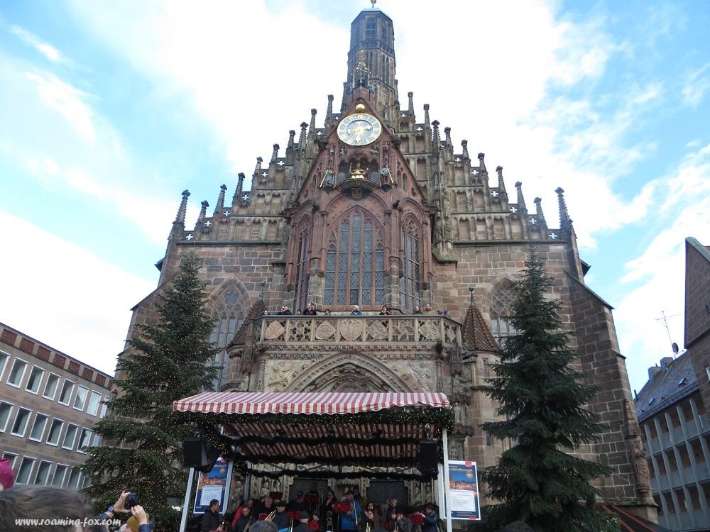 Frauenkirche Nuremburg