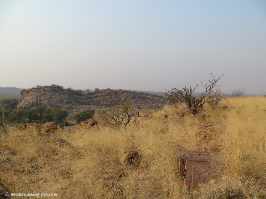 Mapungubwe Hill - a cultural heritage site