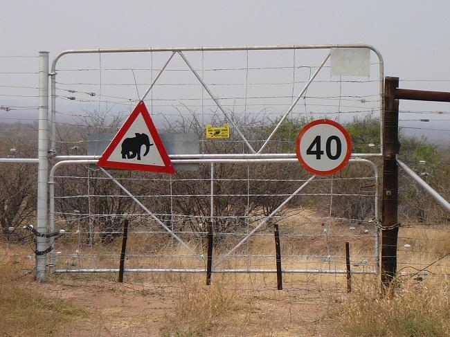 Sign outside Mapungubwe.JPG