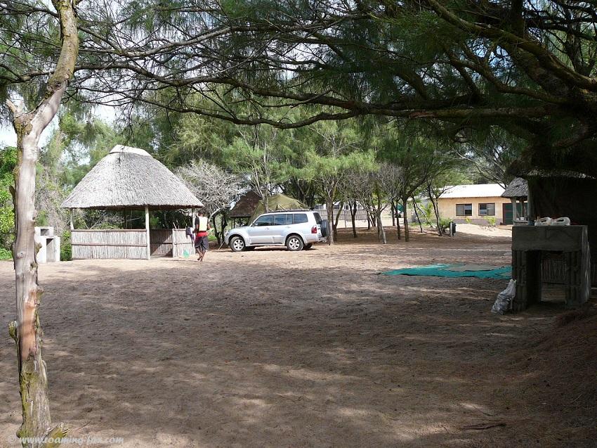 Campsite Zavora
