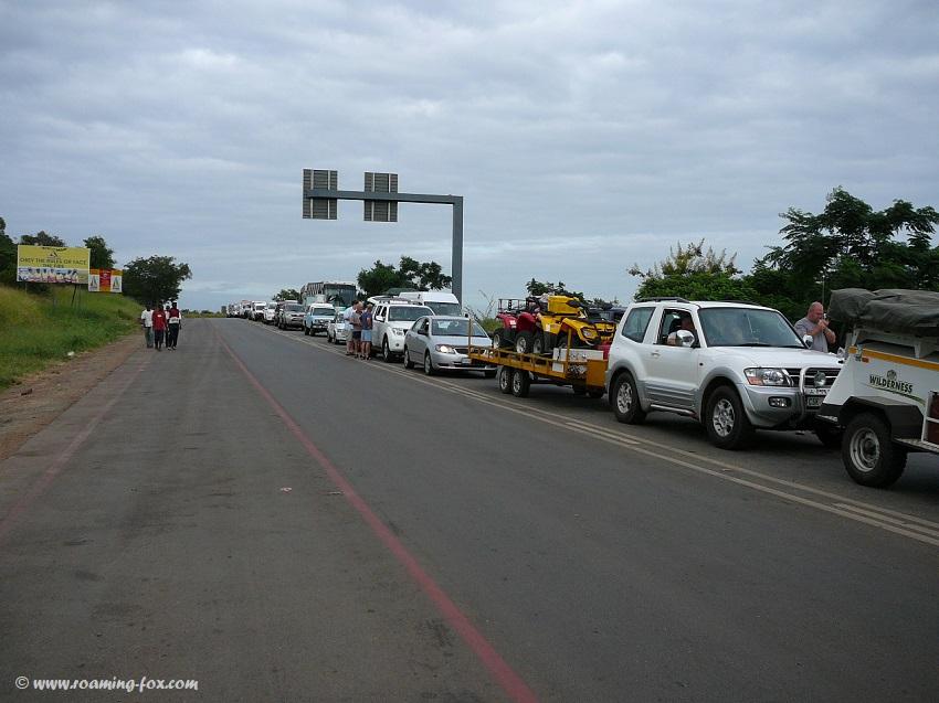 Komatipoort/Ressano Garcia border