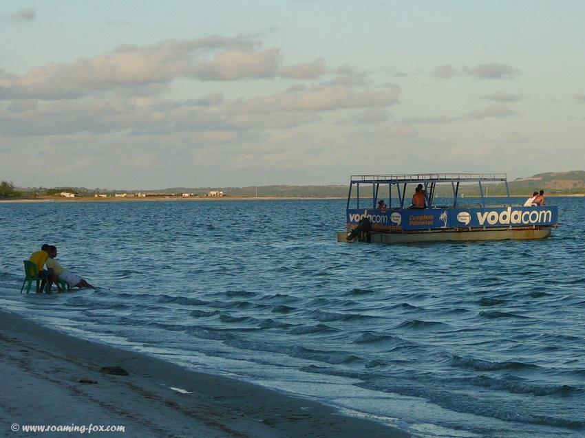 Bilene lagoon