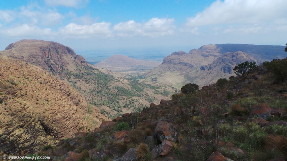 Lenong view point - magnificent scenery