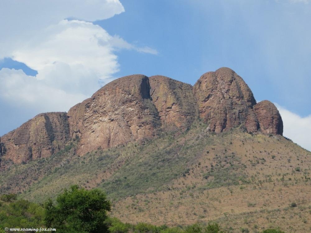Mountain at Marakele