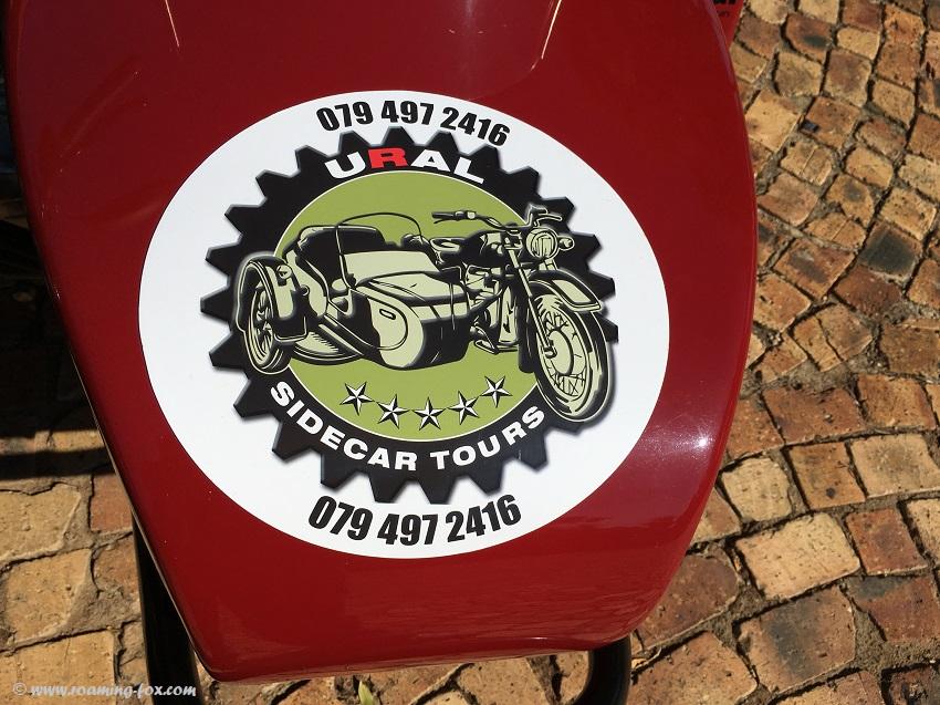 Ural sidecar tours