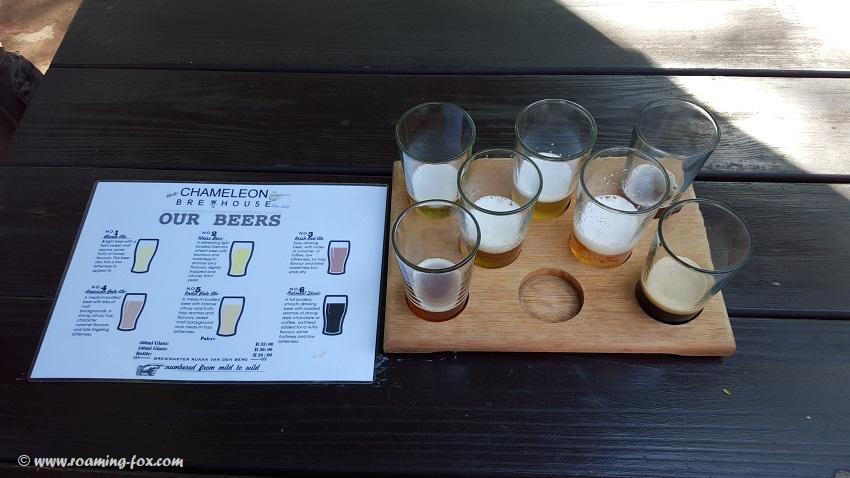 Chameleon Brewhouse Craft Beer