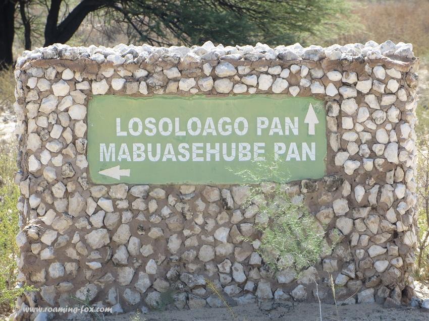 Leshaloago-sign-Mabuasehube-Botswana.JPG