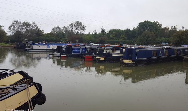 Bradford on Avon Wharf