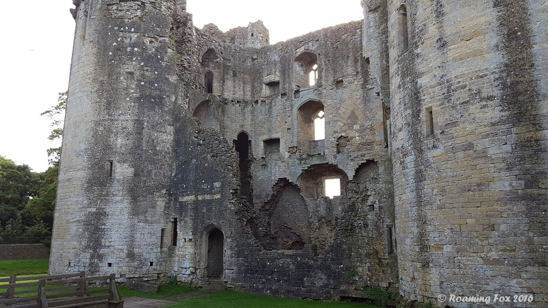 Nunney Castle ruins