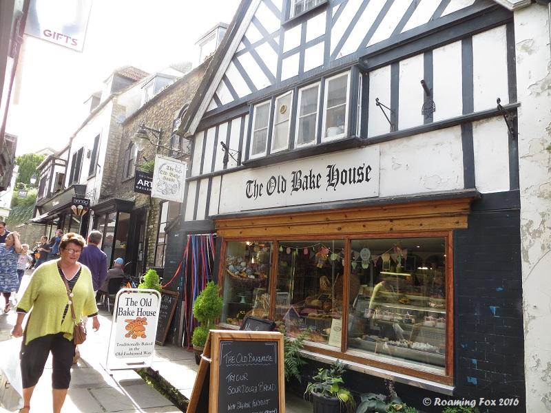 The Olde Bake house, Tudor style, Cheap Street Frome