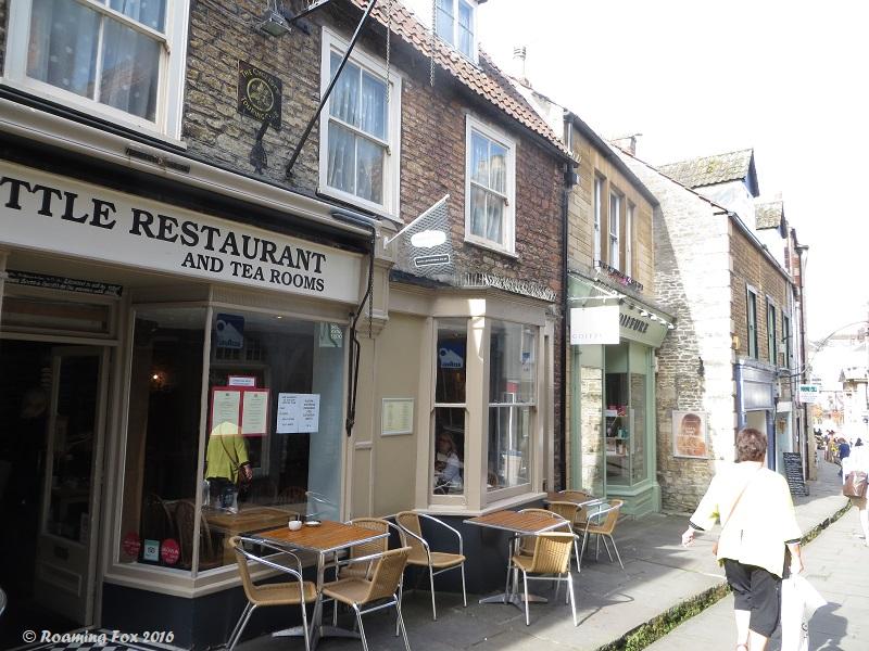 Restaurant Cheap Street Frome