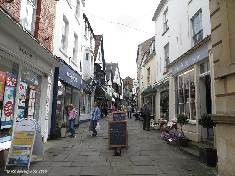 Cheap Street, Frome