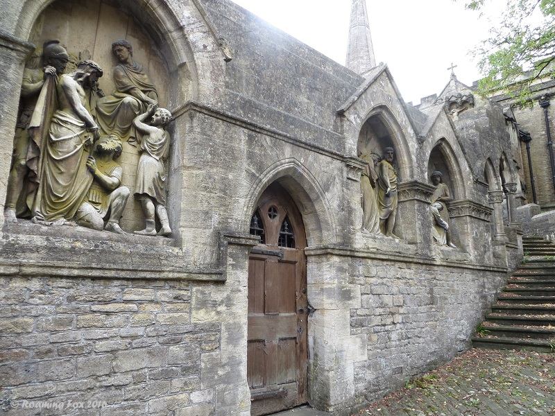 The Via Crucis