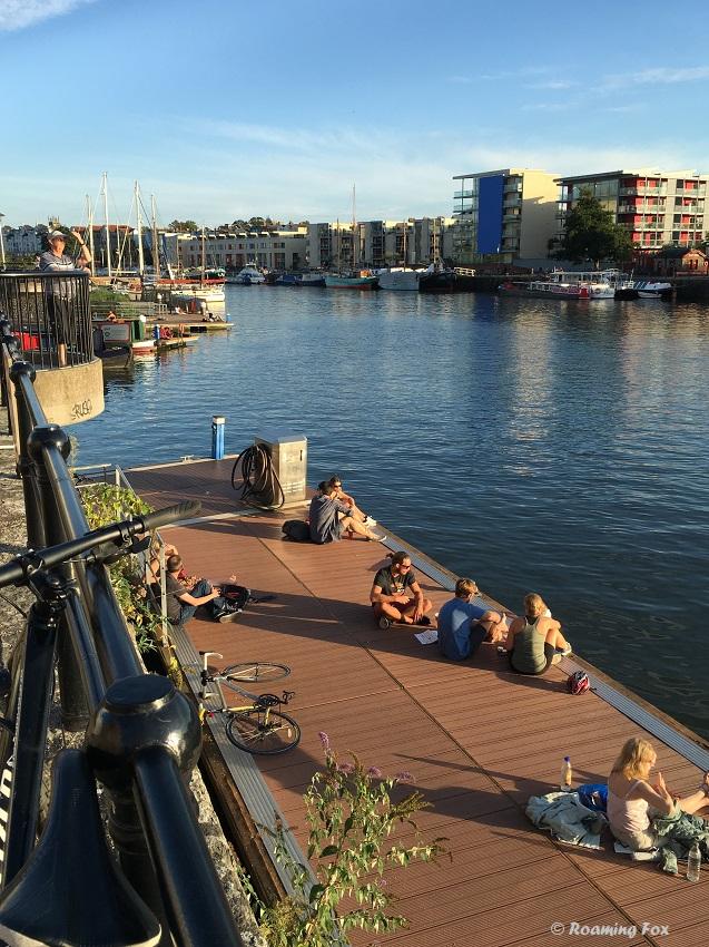 Summer in Bristol